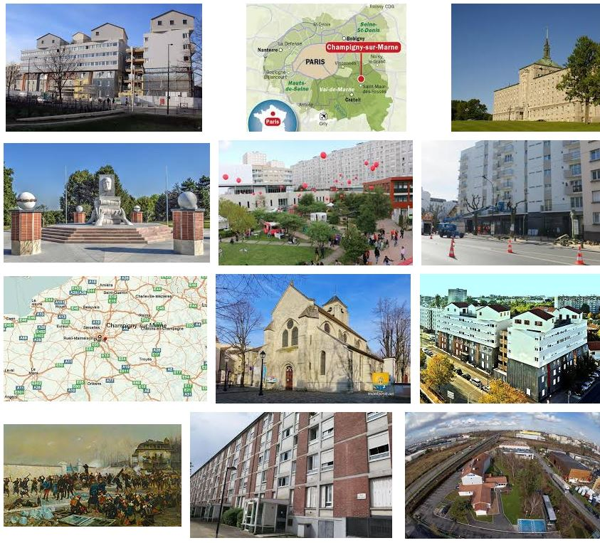 Photos Champigny